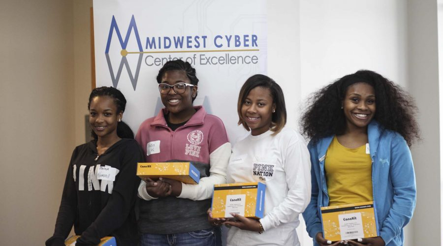 Over 70 High School Students Take Part In Youth Cyber Competition