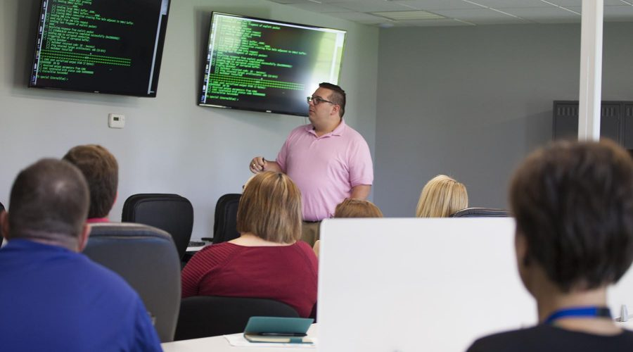 Cyber Technology & Research Lab Opens Near Scott Air Force Base