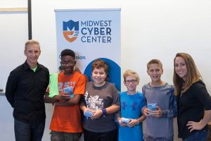 Over 70 Youth Participate in Cyber Competition