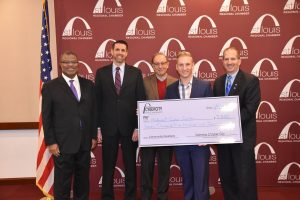 St. Louis Cyber Security Innovators Receive $30,000  for Scholarships and Programming