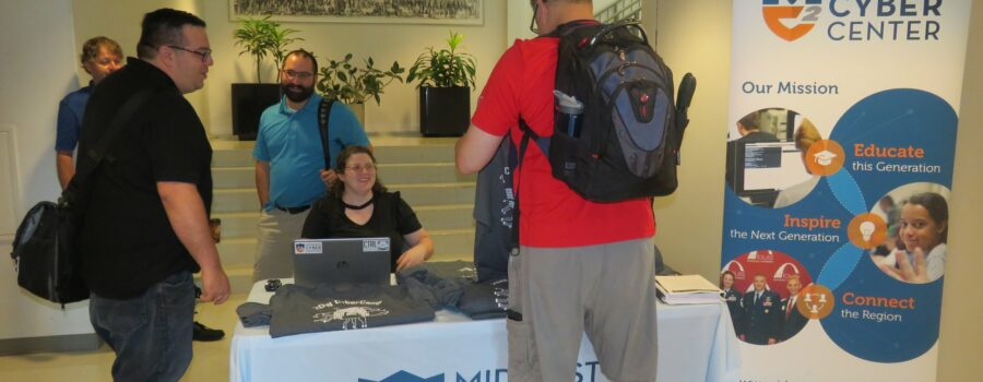 Fun at the CyberCamp – AFA CyberCamp McKendree