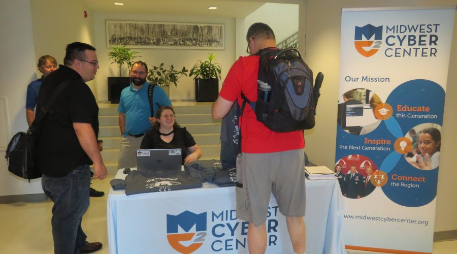 Fun at the CyberCamp – AFA CyberCamp McKendree