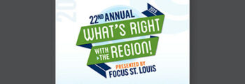 "Celebrating ""What's Right with the Region"""