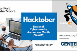 CyberUp becomes a Cybersecurity Awareness Month Champion