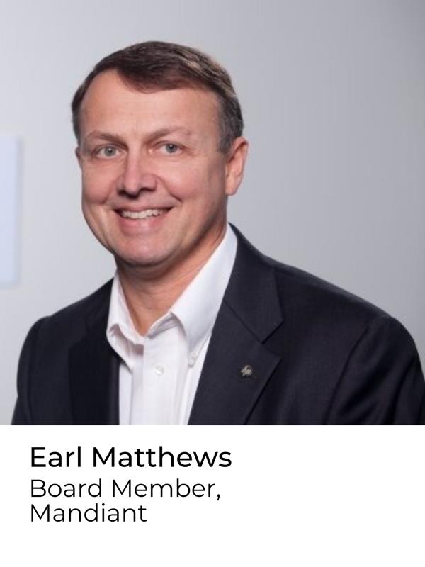 Earl Matthews, Board Member