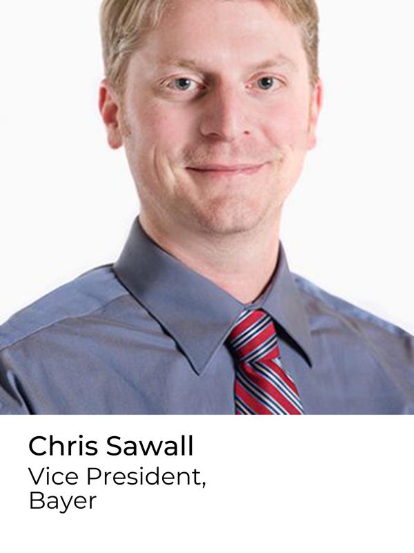 Chris Sawall, Vice President