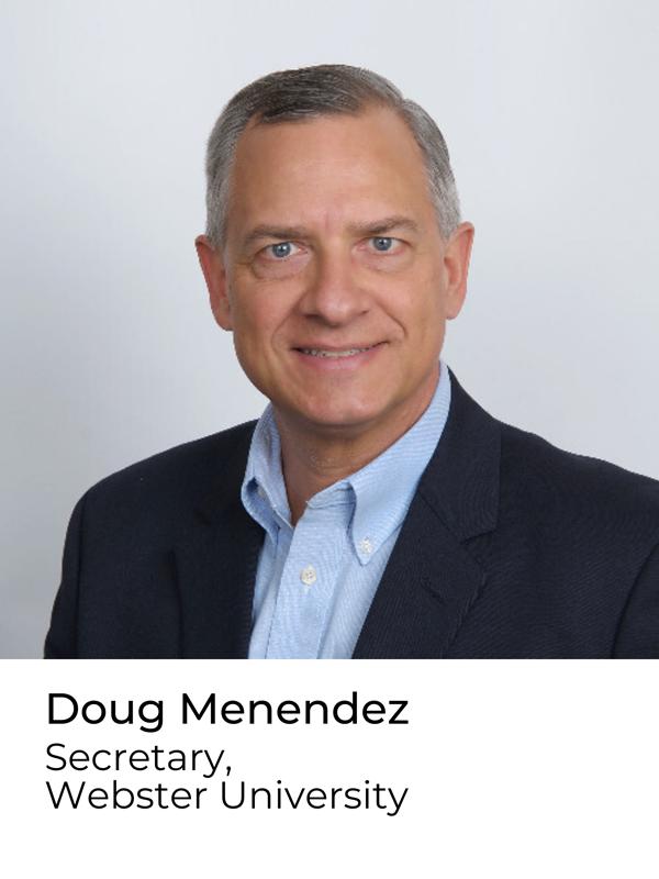 Doug Menendez, Secretary